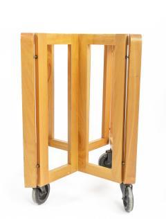 Carl Aub ck Carl Aubock III Folding Tea Trolley - 1343514