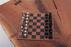 Carl Aub ck Modernist Chess Set 5606 by Carl Aub ck - 1128453