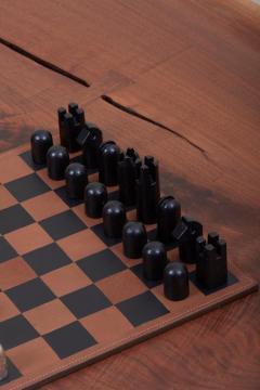 Carl Aub ck Modernist Chess Set 5606 by Carl Aub ck - 1128454