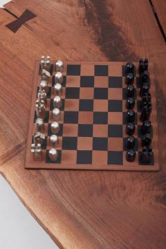 Carl Aub ck Modernist Chess Set 5606 by Carl Aub ck - 1128455