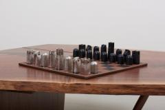 Carl Aub ck Modernist Chess Set 5606 by Carl Aub ck - 1128456