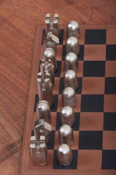 Carl Aub ck Modernist Chess Set 5606 by Carl Aub ck - 1128460