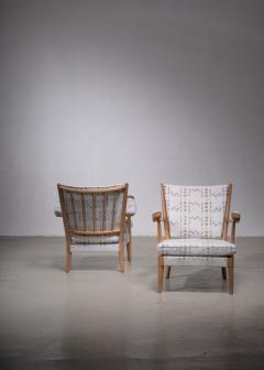 Carl Axel Acking Carl Axel Acking pair of armchairs 1930s - 1936174
