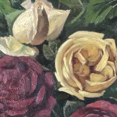 Carl Carlson 1853 1917 Danish Floral Still Life - 1702471