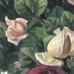 Carl Carlson 1853 1917 Danish Floral Still Life - 1702472