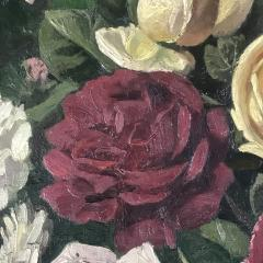 Carl Carlson 1853 1917 Danish Floral Still Life - 1702473