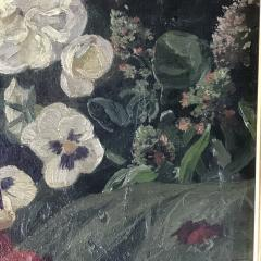 Carl Carlson 1853 1917 Danish Floral Still Life - 1702475