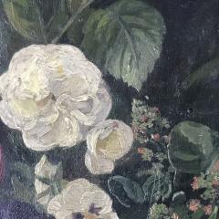 Carl Carlson 1853 1917 Danish Floral Still Life - 1702692