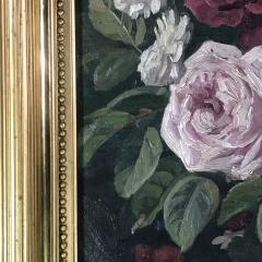 Carl Carlson 1853 1917 Danish Floral Still Life - 1702693