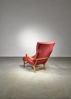 Carl Cederholm Carl Cederholm easy chair Sweden 1940s - 1115683