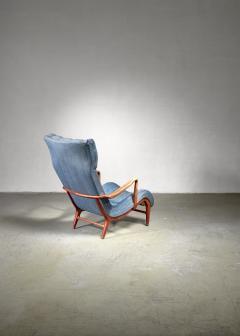 Carl Cederholm Carl Cederholm easy chair Sweden 1940s - 1116370