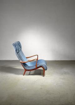 Carl Cederholm Carl Cederholm easy chair Sweden 1940s - 1116371