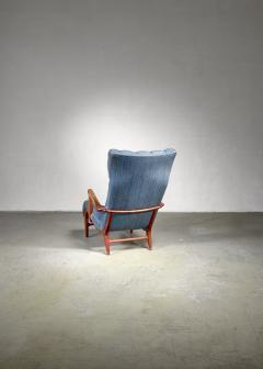 Carl Cederholm Carl Cederholm easy chair Sweden 1940s - 1116373