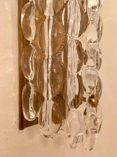Carl Fagerlund Carl Fagerlund for Orrefors Crystal Sconces - 902946