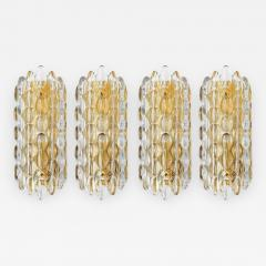 Carl Fagerlund Carl Fagerlund for Orrefors Crystal Sconces - 903959