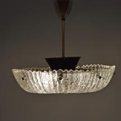 Carl Fagerlund Carl Fagerlund large ceiling lamp for Orrefors - 1948614