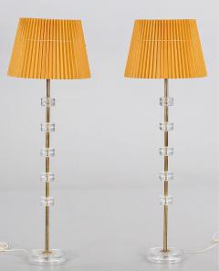 Carl Fagerlund Pair of Floor Lamps by Carl Fagerlund for Orrefors - 1094148