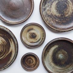 Carl Halier Sung glazed dish by Carl Halier - 1180818