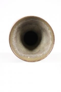 Carl Harry St lhane Carl Harry St lhane Large Glazed Ceramic Vase R rstrand Sweden 1950s  - 1613710