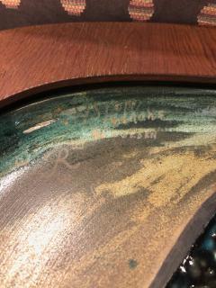 Carl Harry St lhane Rare and Unique Ceramic Plaque by Carl Harry St lhane for R rstrand - 1608759