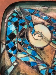 Carl Harry St lhane Rare and Unique Ceramic Plaque by Carl Harry St lhane for R rstrand - 1608765