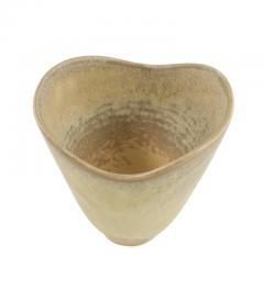 Carl Harry Stalhane Carl Harry Stalhane Stoneware Vase for R rstrand Sweden 1950s - 651217