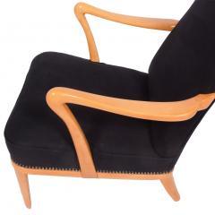 Carl Malmsten 1940s Easy Chair Attributed to Carl Malmsten - 841195
