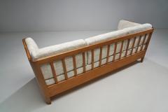 Carl Malmsten Carl Malmsten Early Pine Sofa Bed Sweden 1940s - 2080494