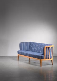 Carl Malmsten Carl Malmsten Ulla three seater sofa - 1702393
