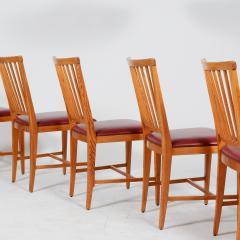 Carl Malmsten Carl Malmsten VARDAGS chairs 1943 for Karl Anderson S ner - 1454820