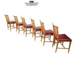 Carl Malmsten Carl Malmsten VARDAGS chairs 1943 for Karl Anderson S ner - 1454825