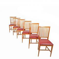 Carl Malmsten Carl Malmsten VARDAGS chairs 1943 for Karl Anderson S ner - 1454827