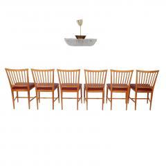 Carl Malmsten Carl Malmsten VARDAGS chairs 1943 for Karl Anderson S ner - 1454829