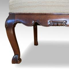 Carl Malmsten Fine Pair of Carved Chairs by Carl Malmsten and Hjalmar Jackson - 1902704