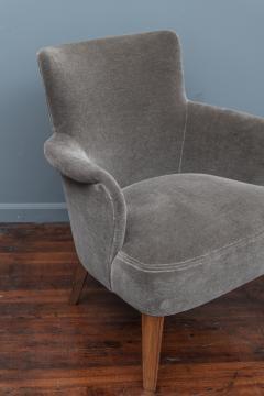 Carl Malmsten Mid Century Modern Lounge Chairs Swedish - 1774649
