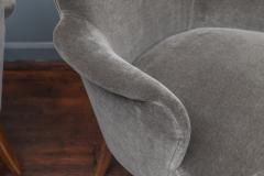 Carl Malmsten Mid Century Modern Lounge Chairs Swedish - 1774655