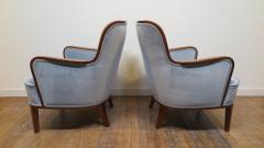 Carl Malmsten Pair of Carl Malmsten Chairs - 904834