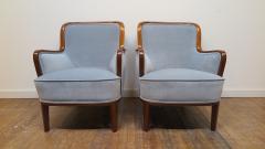 Carl Malmsten Pair of Carl Malmsten Chairs - 904835