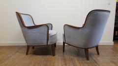 Carl Malmsten Pair of Carl Malmsten Chairs - 904836