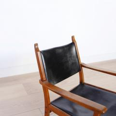 Carl Malmsten Pair of Caryngo Chairs by Carl Malmsten and Yngve Ekstr m - 1796396