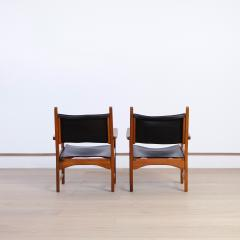 Carl Malmsten Pair of Caryngo Chairs by Carl Malmsten and Yngve Ekstr m - 1796400