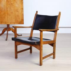 Carl Malmsten Pair of Caryngo Chairs by Carl Malmsten and Yngve Ekstr m - 1796401