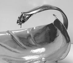 Carl Poul Petersen Carl Paul Petersen Sterling Silver Large Compote Montreal C 1940 - 1142575