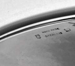 Carl Poul Petersen Carl Poul Petersen Sterling Silver Dish Montreal C 1940 - 1298461
