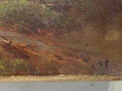 Carleton Wiggins Luminist Landscape Oil Painting signed by Carleton Wiggins - 1169148