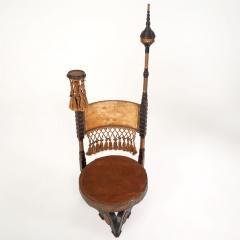 Carlo Bugatti Chair by Carlo Bugatti - 230154
