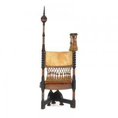 Carlo Bugatti Chair by Carlo Bugatti - 230156