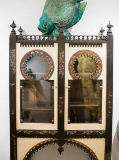 Carlo Bugatti Important and rare cabinet by Carlo Bugatti - 1442816