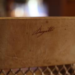 Carlo Bugatti Pair of Carlo Bugatti Throne Arm Chairs - 458964