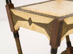 Carlo Bugatti Rare and Unusual Form Chair by Carlo Bugatti - 342914